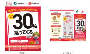 さぬき市 PayPay(ペイペイ) キャンペーン!対象店舗や還元率、付与上限など
